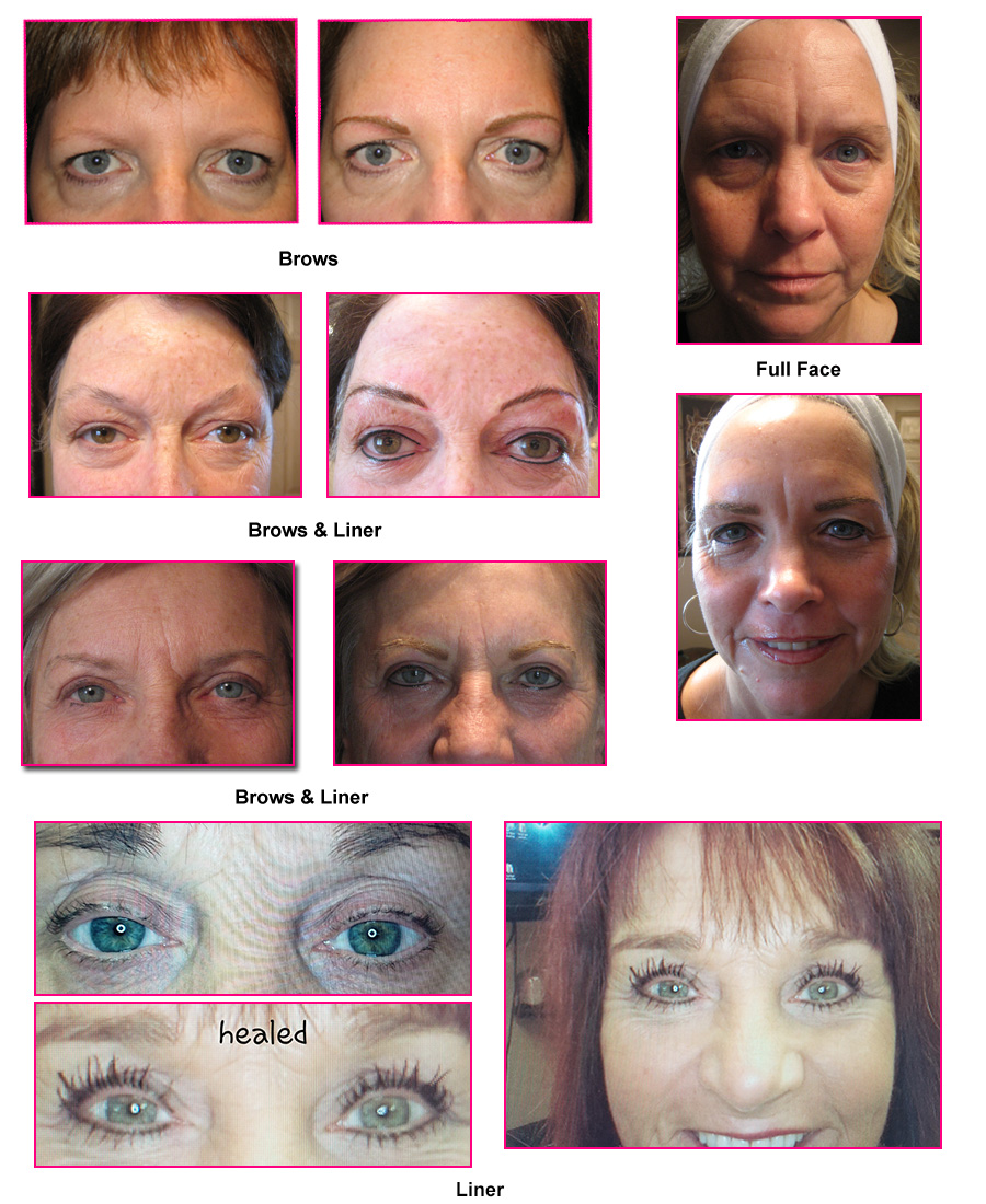 Permanent Cosmetic Makeup - Grand Forks, ND